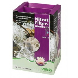 Nitrat Filtermedium [объем 5] превращает нитрит в нитрат