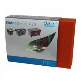 Красный фильтровальный элемент для BioTec 5/10/30