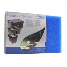 Синий фильтровальный элемент для BioTec 5/10/30