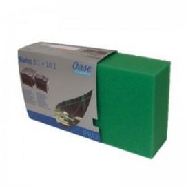 Зеленый фильтровальный элемент для BioTec 5.1/10.1