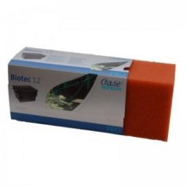Красный фильтровальный элемент для BioTec 12 ScreeMatic