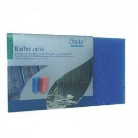 Голубой фильтровальный элемент для BioTec 18/36 ScreeMatic