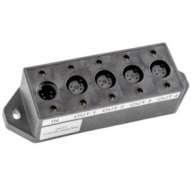 Hibrid connection box (соединяющая коробка)