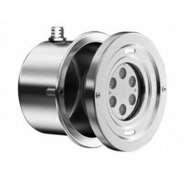 PL 600-RGB/14W/12-24V, Встраиваемый светильник
