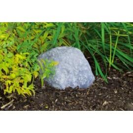 Декоративный камень TrueRock Mini Boulder Rock, Vent Holes, Greystone