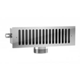 Floor drain OU-250, Cлив с защитной решеткой 21/2``