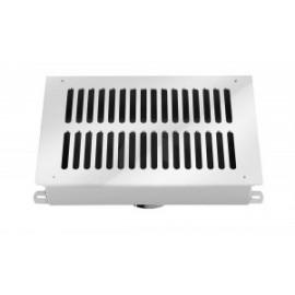 Floor drain OU-420, Cлив с защитной решеткой 4``