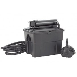 MultiClear Set 5000 Фильтр с насосом, уф-лампой для пруда до 5 м3
