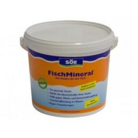 FischMineral 2,5 кг (на 25,0 м³) Комплекс микроэлементов для рыб