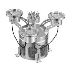 FK 3210.VL, фонтанный комплект из нерж. стали
