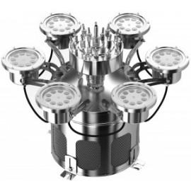 FK4110.VL, фонтанный комплект из нерж. стали