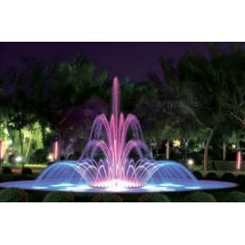 Fountain System FC117-10 RGB, Фонтанный комплект