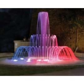 Fountain System FC136-10 RGB, Фонтанный комплект
