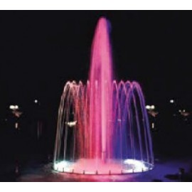 Fountain System FD104-10 RGB, Фонтанный комплект