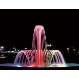 Fountain System FD115-10 RGB, Фонтанный комплект