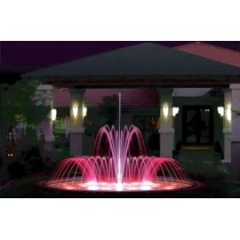 Fountain System FD116-10 RGB, Фонтанный комплект