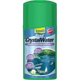 Tetra Pond Crystal Water 1000 мл. (на 20000 л.) Для осветления воды