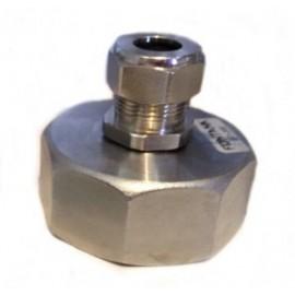 EASY CABLE INLET ECI-100, 1``, 8-15 MM, Кабельное уплотнение