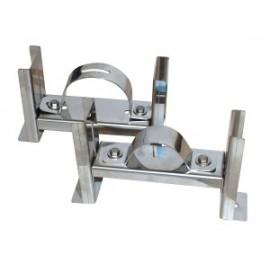 Base for Pipe 90-114 mm adjustable, BP-90-114, Крепеж трубопроводов