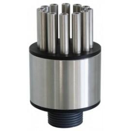 Schaumsaeule 1`` (материал нерж. сталь/пластик)