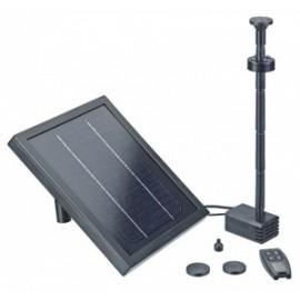 Комплект фонтана на солнечной энергии Pontec PondoSolar 250 Control