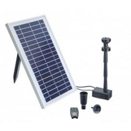 Комплект фонтана на солнечной энергии Pontec PondoSolar 600 Control