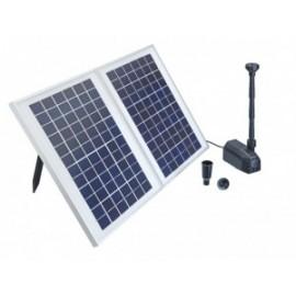Комплект фонтана на солнечной энергии Pontec PondoSolar 1600