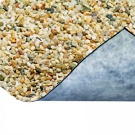 Пленка с гравием Stone Liner 1.0m x 12m,за п/м