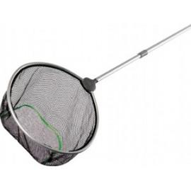 Pond Net длина рукоятки 95-180 см, круглый диам. 35 см [ячейки 3 и 5 мм ]