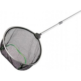 Pond Net длина рукоятки 95-180 см, круглый диам. 46 см [ячейки 3 и 5 мм ]