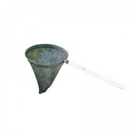 Fish net small длина 113 см, круглый диам. 25 см [ячейка 0.9 мм]
