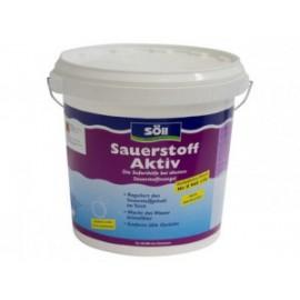 Sauerstoff-Aktiv  25,0 кг (на 250 м³) Для обогащения воды кислородом