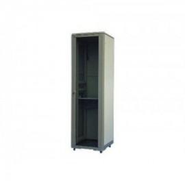 Шкаф для акустического оборудования в комплекте с выдвижной полкой, блок из 8-ми розеток