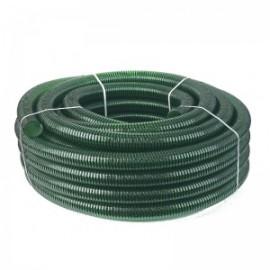 Армированный спиральный шланг зеленый 1 1/4``, цена за 1 м