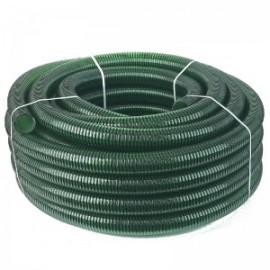 Армированный спиральный шланг зеленый 1 1/2``, цена за 1 м