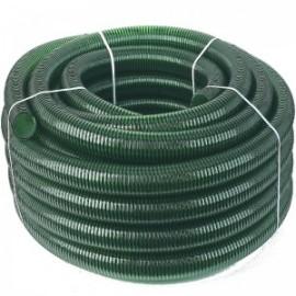 Армированный спиральный шланг зеленый 2``, цена за 1 м