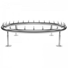 Spray Ring RSV-6-030 (2,80 m) фонтанное кольцо