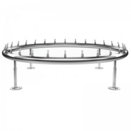 Spray Ring RSV-6-080 (8,15 m) фонтанное кольцо