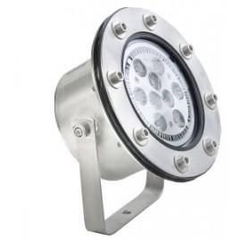 Light Fixture Cable RGB 27W/12V, Светильник подводный из нерж. стали
