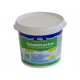 Teich-Starter 2,5 кг (на 25 м³) Средство для подготовки новой воды