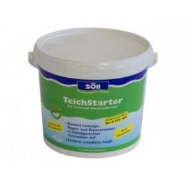 Teich-Starter 5,0 кг (на 50 м³) Средство для подготовки новой воды