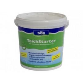 Teich-Starter 10,0 кг (на 100 м³) Средство для подготовки новой воды