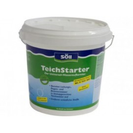 Teich-Starter 25,0 кг (на 250 м³) Средство для подготовки новой воды