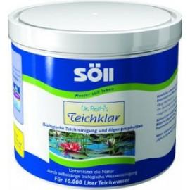 Teichklar 0,5 кг (на 10 м³) Средство для осветления воды