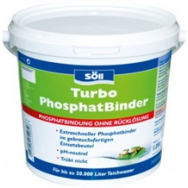 Turbo PhosphatBinder 1,2 кг (на 50м3) Для связывания фосфатов